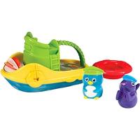 """Дет. игрушка для ванной """"Весёлая лодочка"""""""