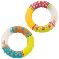 """Дет. погремушка кольцо """"Цветные шарики"""""""