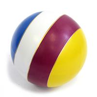 Мяч детский Полоса №6 d-15 см