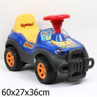 "Дет. машина-Джип каталка ""Ну погоди!"" Bugati синяя"