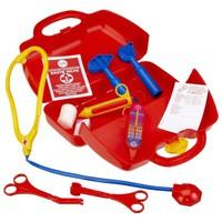 Набор доктора для детей в чемодане (9 предм.)