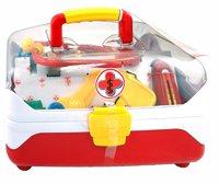 Набор детскийдоктора в прозрачном контейнере
