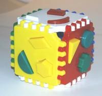 """Дет. развивающая игрушка """"Логичесакий куб"""""""
