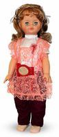 Кукла Эльвира со звуковым устройством 55 см