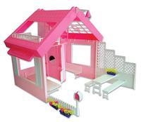"""Детский кукольный дом, """"Огонек"""""""