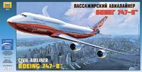 """Модели самолетов для склеивания""""Боинг 747-8"""""""