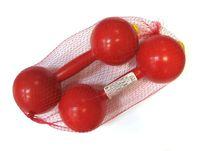 Гантели детскиепластмасовые 0,5 кг