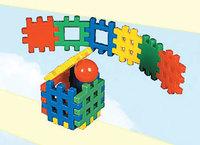 Детский логический куб-конструктор 7эл.