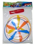 """Дет. воздушно-ветровая игрушка """"Улетная вертушка"""" (3 штук)"""