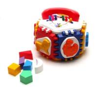 Детский логический круг с телефоном