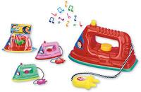 Детский игрушечный утюг (музыкальный)