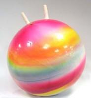 """Мяч для гимнастики с рожками """"Перламутровый"""" (диаметр 55 см)"""