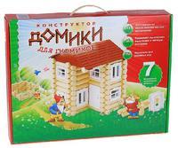 "Игра-конструктор ""Домик для гномика"" тип 3"