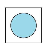 Краска для сборных моделей - Светло-голубая