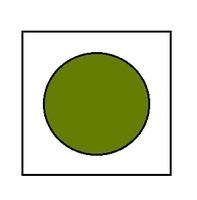 Краска для сборных моделей - Травянисто-зеленеая