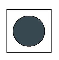 Краска для сборных моделей - Вороненная сталь (метал.)