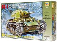 Модели танков для склеивания Танк КВ-1 пушка Л-11