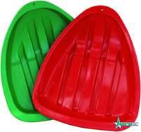 Детские салазки (зелёные)