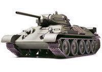 """Модели танков для склеивания Танк """"Т-34/76"""""""