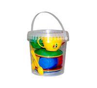 Детский чайный набор в ведре (Технокомп)