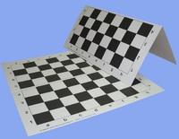 Картонная шахматная доска (30 х 30 см)