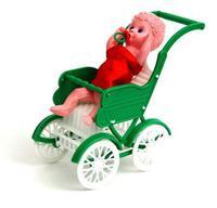 """Дет. игрушка """"Малыш в кресле-качалке"""""""