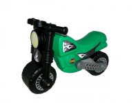 Мотоцикл Дет. каталка Мотобайк (Зеленый)