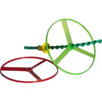 Летающее кольцо-вертолетик