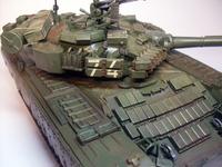 Модели танков для склеивания Танк Т-80БВ