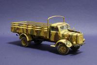 Модель сборная для склеивания грузовик Мерседес L4500A