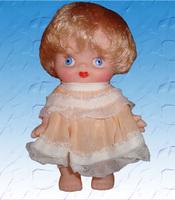 ПВХ Дет. игрушка Кукла Иришка