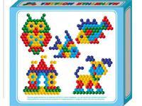 Магнитная мозаика шестигранная 175 элементов