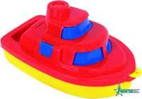 Детский игрушечный пароходик