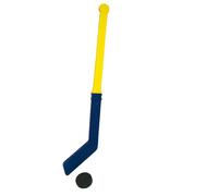 Игровой хоккейный набор клюшка + шайба