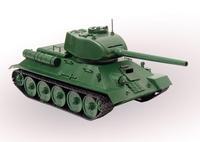 """Модель сборная танка """"Т-34"""""""