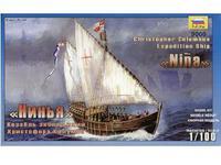 "Модель корабля Х. Колумба ""Нинья"""