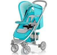 Дет. коляска Malibu М-12 (цвет petrol)