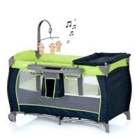 Манеж-кроватка детская Baby Center (цвет moonlight kiwi)